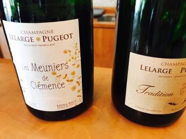 Due Champagne della gamma