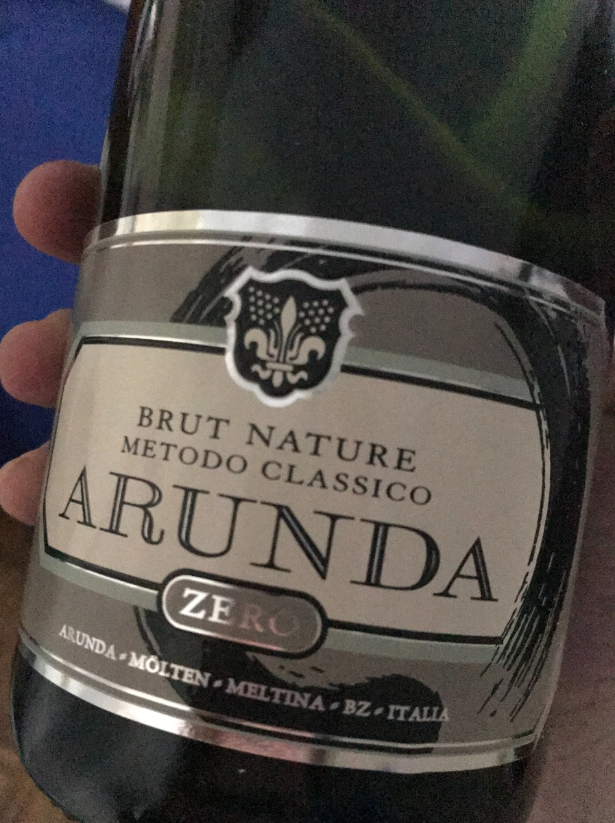 "Arunda Brut Nature ""Zero"", la nuova etichetta firmata dal maestro Josef Reiterer"